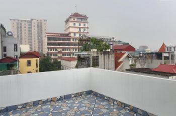 Bán nhà 6 tầng 45m2 cực đẹp ngõ 10 Võng Thị, Bưởi, Tây Hồ có bãi ô tô trước nhà 6,1 tỷ