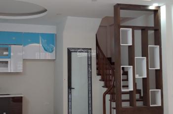 Bán nhà mặt ngõ 217 phố Yên Hòa, Cầu Giấy, DT 45m2x 5 tầng, MT 5,4m, tầng 2 phòng, giá 4,6 tỷ