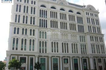 Cho thuê văn phòng Saigon Paragon Building, Nguyễn Lương Bằng, Quận 7, DT 622m2, giá 429,18tr/th