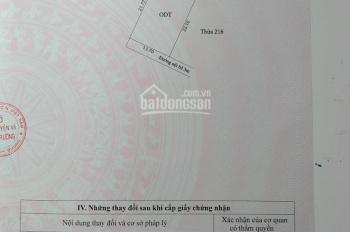 Bán đất tại đường Hưng Định 14, Thuận An, Bình Dương 300m2 thổ cư, giá 3.5 tỷ