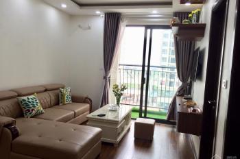 Cần cho thuê gấp căn hộ 1206 CT3A Nam Cường 2PN, 80m2, đã full đồ, giá 8,5 triệu/th. LH: 0979062668