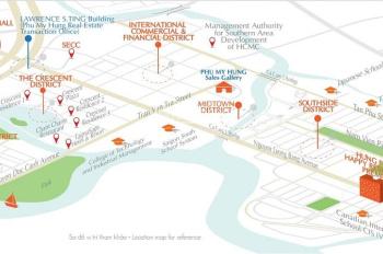 Bán gấp căn hộ Hưng Phúc-Happy Residences - 2PN, DT 78m2, 3,7 tỷ TL. LH 0908144618