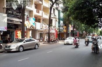Cần bán nhà 5 lầu đẹp mặt tiền Tản Đà, quận 5, DT: 4x20m, giá 25 tỷ