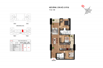 Chính chủ bán căn hộ 99.8m2 chung cư Imperia Garden 203 Nguyễn Huy Tưởng, giá 3.3 tỷ, ở ngay