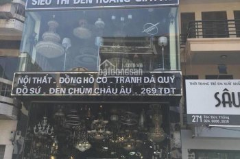 Chính chủ cho thuê sàn văn phòng 200m2 mặt phố Tôn Đức Thắng