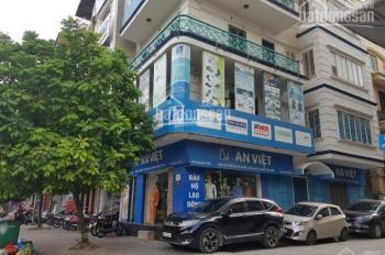 Cho thuê nhà mặt phố Nguyễn Xiển, lô góc mặt tiền 6m, 80m2 x4 tầng, giá 35tr/ tháng