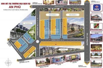 Đất Khu dân cư Lê Phong An Phú 2, CĐT Lê Phong, sổ riêng từng nền LH: 0902324209