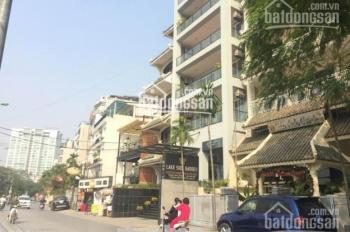 Bán nhà đất mặt phố Tây Hồ, Quảng Khánh DT 210m2 giá 65 tỷ, 3 mặt thoáng cực đẹp, giấy phép 8 tầng