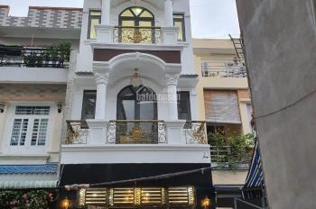 Bán nhà mới xây 4.2x11m, gồm 1 trệt 2 lầu + sân thượng đường 30, phường Linh Đông, LH: 0989.710.696