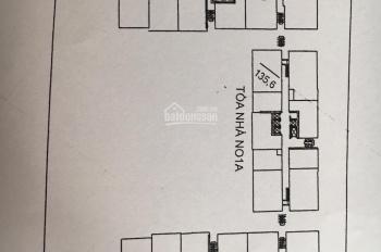 CC cần bán căn hộ tại tòa Golden Land Nguyễn Trãi, DT 135m2, căn góc 3PN, giá 3.9 tỷ. LH 0949170979