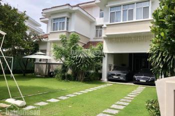 Bán biệt thự Chateau, Phú Mỹ Hưng, Quận 7, HCM. DT: 612m2 giá 104 tỷ nhà đẹp, call 0977771919