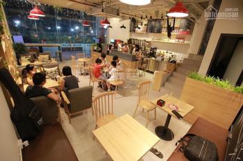 Cho thuê mặt bằng phố Phan Đình phùng - bên phía dãy cafe, vỉa hè cực rộng 70m2, mặt tiền 5m