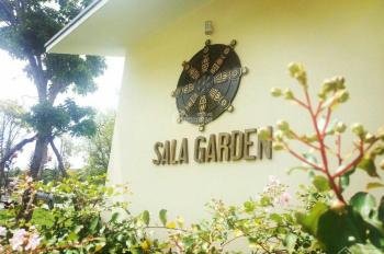 Hoa viên sinh thái, Sala garden phục vụ tận tâm chuyên nghiệp