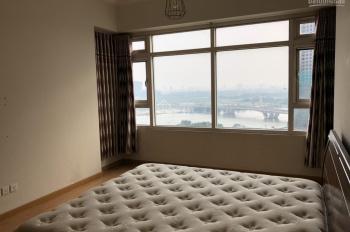 Nhanh tay sở hữu căn Saigon Pearl 2PN (86m2) giá cực tốt, bếp mở, tầng cao