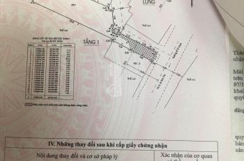 Bán nhà chợ An Nhơn, 165.9m2, chốt 10.5 tỷ, 0946061305