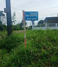 Chính chủ cần bán đất hẻm 30/42 Đường Hàm Nghi, thị trấn Lộc Thắng, Lâm Đồng