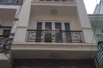 Nhà đẹp 4x9m 1 trệt, 2 lầu, ST đường 2D nối dài Nam Hùng Vương, Q Bình Tân 4,6 tỷ. 0907.542.157