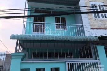Bán nhà 1T1L đường Bùi Công Trừng, xã Đông Thạnh, huyện Hóc Môn, sổ hồng riêng, DT 100m2, giá 1 tỷ
