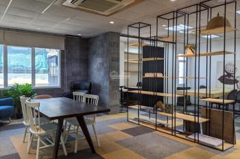 Cho thuê văn phòng đã hoàn thiện nội thất hạng A tại An Trạch diện tích 90m2