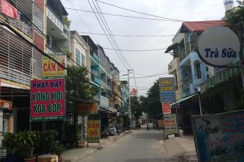 Chính chủ cần bán gấp nhà Tô Ký chợ Tân Chánh Hiệp, 6x20m trệt 2 lầu, giá 8,5 tỷ TL: 0933198277