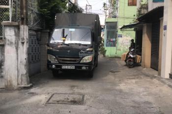 Tôi cần cho thuê nhà hẻm xe tải 4m đường Lê Quang Định, Bình Thạnh, trệt + lầu, 3PN + bếp + 2WC