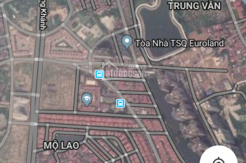 Bán nhà đất thổ cư khu đô thị Mỗ Lao, Hà Đông