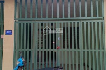 Cần bán nhà mặt tiền Nguyễn Thị Lắng gần chợ Chiều Tân Phú Trung, Củ Chi 95m2 sổ hồng giá 985 triệu