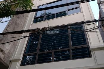 Cho thuê nhà ngõ 68 Trung Kính, DT: 75m2, mặt tiền 5.5m, 5 tầng. LH: 0984408805