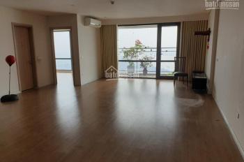 Chính chủ cho thuê căn hộ 3 phòng chung cư Mipec Long Biên không đồ, 15 tr/th: 0829911592