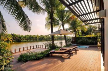 Bán suất NG biệt thự đơn lập 350m2 Đông Nam view sông, hồ khu đảo víp tặng ngay 1 tỷ, 0912378806