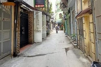Chỉ nhỉnh 3 tỷ có ngay nhà đẹp, ngõ rộng Trần Thái Tông DT 45 m2, LH Thanh Phong 0327278111