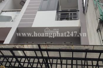 Bán nhà hẻm 482 Lê Quang Định, P. 11, Bình Thạnh 3 tấm ST