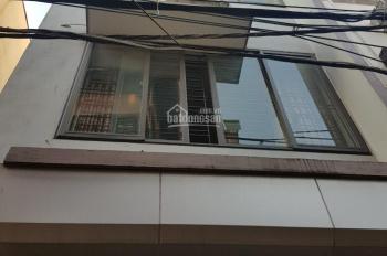 CC cần bán nhà cho thuê trọ 6T 11 phòng KK ngõ 38 đường Thanh Bình 52m2, MT 4m TN. LH 0982889416