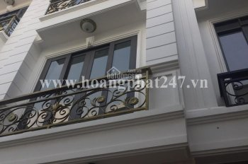 Bán nhà chính chủ hẻm 442 Lê Quang Định, P. 11, Bình Thạnh 3 lầu mới ST