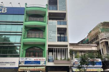 Bán nhà mặt tiền Nguyễn Văn Thủ, Đa Kao, Quận 1, DT: 4x23m, trệt 4 lầu - Giá 30 tỷ