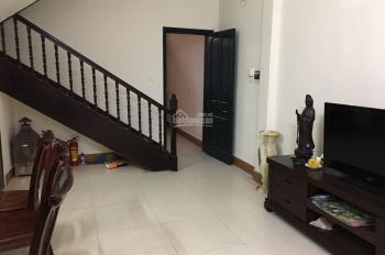 Cho thuê nhà Tân Mai để ở, VP, kinh doanh, kho 55m2 x 4 tầng 4PN giá 16tr/th, LH: 0961442722