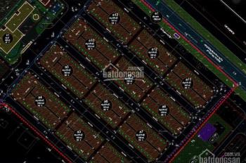 Bán đất đẹp khu TĐC Bãi Muối, P. Cao Thắng, DT: 67.5m2, 70m2, MT: 80m2, vị trí đẹp