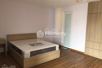 Cho thuê chung cư A6D Nam Trung  Yên: 60m2, 2PN full đồ giá 8  triệu. 0986.896.498