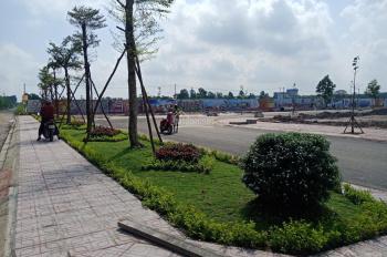 Bán đất nền dự án ngay TTHC Bàu Bàng thị trấn Lai Uyên, mặt tiền Quốc Lộ 13. Chỉ với 550tr/nền
