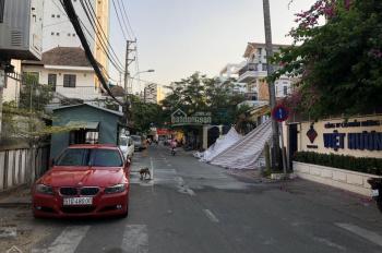 Góc 2MT khu Lam Sơn 12x19m CN 230m2 GPXD 1 hầm 8 lầu giá 50 tỷ TL
