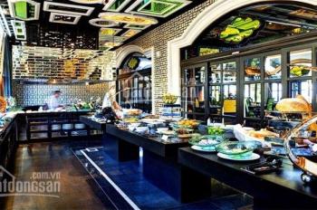 Hot! Sang nhượng nhà hàng mặt tiền siêu rộng Núi Trúc 115m2, 1 tầng, 12m mặt tiền, LH 0845238683