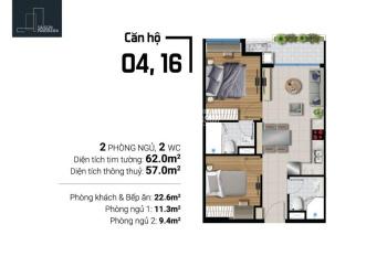 Bán căn hộ River Panorama Quận 7 - Phú Mỹ Hưng - Hỗ trợ vay - Nhận nhà 2020