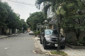 Bán nhà góc 2 mặt tiền Dương Quảng Hàm, P6, DT 6.8x15m, nhà mới 3 lầu, hẻm 8m, giá 6.99 tỷ
