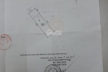 Bán đất Nguyễn Đức Cảnh 54m2, MT 4m, giá 2,7 tỷ, xe ba gác, cách phố 30m