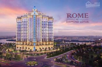 Mở giỏ hàng nội bộ căn hộ Rome By Diamond Lotus Q2 nhân dịp khai trương nhà mẫu gồm các tầng đẹp