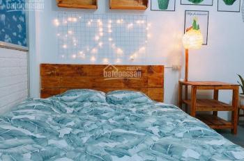 Room for rent, căn hộ mini Full nội thất 50m2 1 PN, 1 phòng bếp, 123/ Nguyễn Văn Cừ