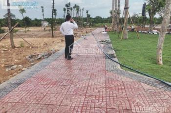 Bán lô đất ở Dĩ An gần chợ Tân Long mặt tiền đường chính Nguyễn Thị Minh Khai 150m2 giá 539tr