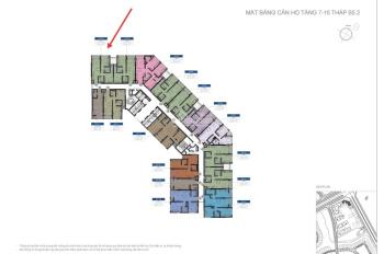 Bán suất ngoại giao không chênh - căn góc 2 PN - tòa S5, 67m2, Vinhomes Symphony. LH: 0985363846