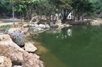 Cần bán khuôn viên hoàn thiện mặt đường Quốc lộ 6 thuộc thị trấn Lương Sơn, Hòa Bình, DT: 1.35ha