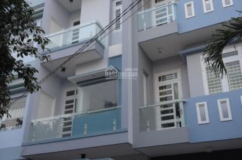 Xuất ngoại bán nhà HXT An Dương Vương, Q6, (4x16)m, 3.5 tấm
